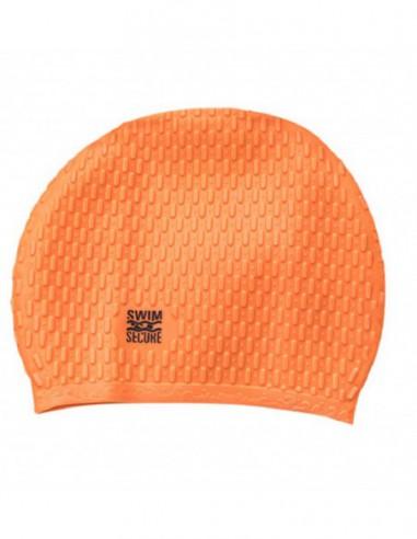 Swim Secure Silicone Bubble Hat