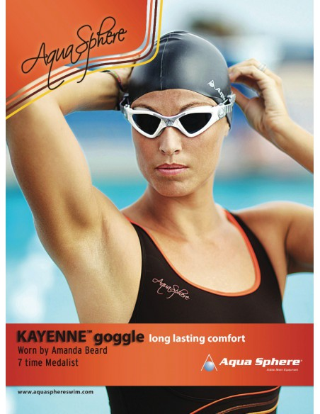 Kayenne Ladies Fit Goggles