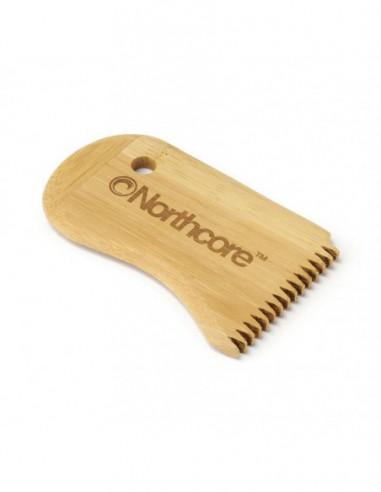 North Core Bamboo Wax Comb