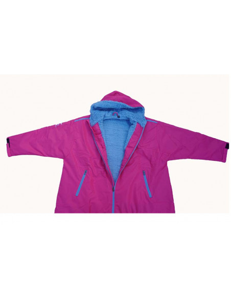 Jelly Fish Surf Shop All Weather Changing Robe - Adult Small