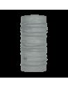 Buff Lightweight Merino Wool Tubular - Solid Light Grey