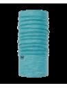Buff Lightweight Merino Wool Tubular - Solid Pool