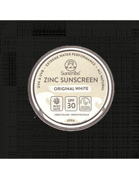 Suntribe All Natural Zinc Sunscreen Face & Sport SPF30