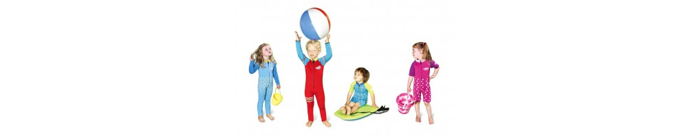 Babies' and Toddlers' Wetsuits
